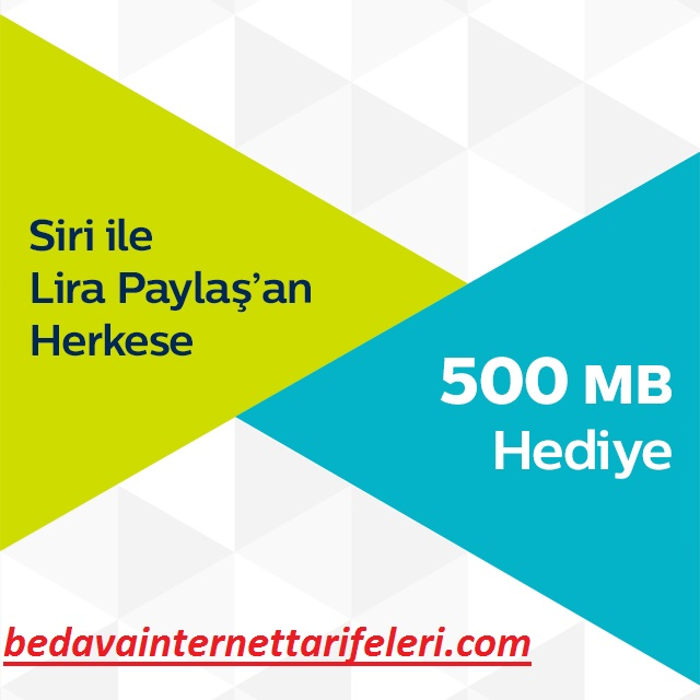 Türk Telekom Siri İle Lira
