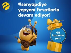 Turkcell 4.5G Hediye İnternet Kampanyası