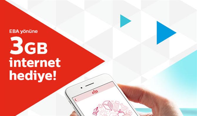 türk telekom eba bedava internet
