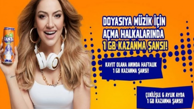 Vodafone Fanta 1 GB İnternet